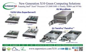 X10 servers