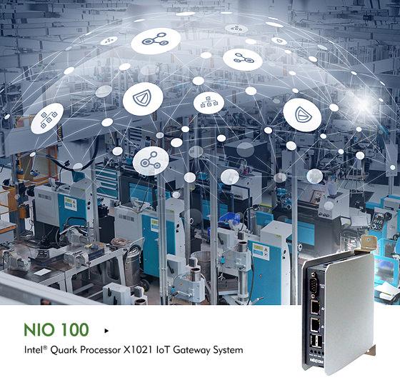 IoT-Gateway NIO 100