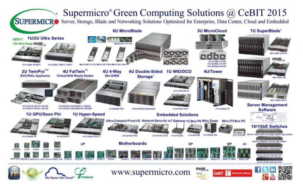 Supermicro green
