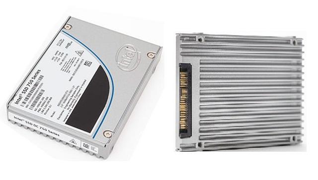 NVME U.2 SSD Intel