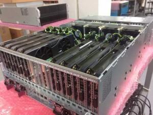 8x GPU server