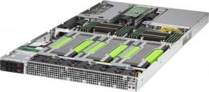 1U 4x GPU Server