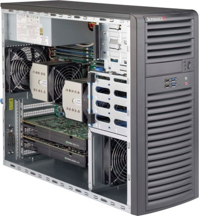 7038A-I GPU workstation