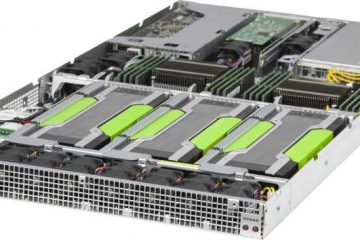 New GPU Servers for 3D Graphics, Video, and Visualization Applications
