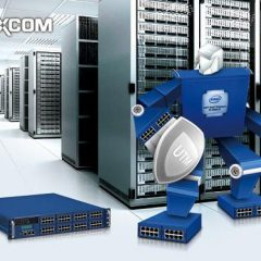 2U Server Class Network Security Switch For Enterprise Networks