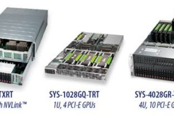 GPU Optimized Servers for NVIDIA Tesla V100 GPUs