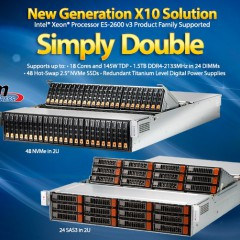 Supermicro Simply Double Storage Architecture