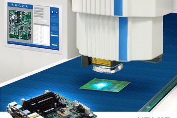 Mini ITX industrial motherboard NEX 617 for Industrial grade Mini PC