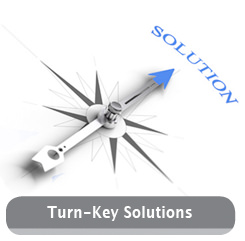 Turn-key computing solutions