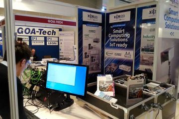 EIM E.S.C at the Motion control event 13.01.2015