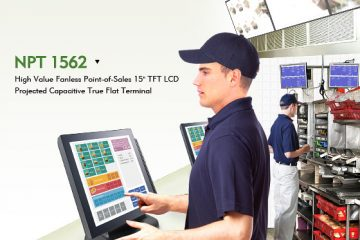 New Intel Celeron Fanless POS (Point of Sale)