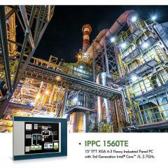 Panel PC For Tough & Hazardous Enviroments