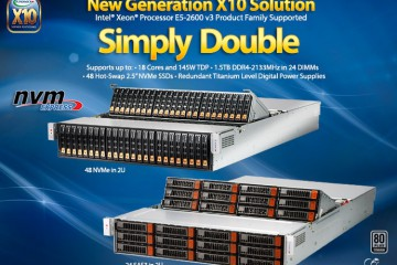Supermicro Simply Double Storage Architecture