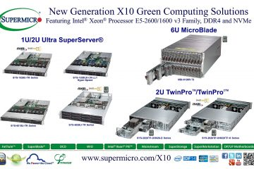 X10 Ultra Servers Solutions Available at EIM