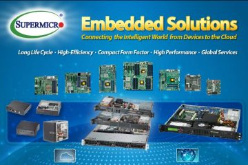 Supermicro 2016 Embedded Server/Storage line