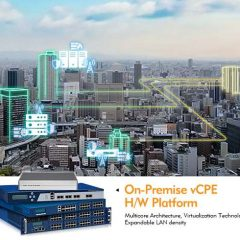 New Enterprise Class Platforms for vCPE Solutions
